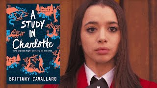 A STUDY IN CHARLOTTE by Brittany Cavallaro  Book