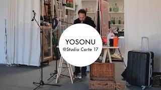 Yosonu @Studio Corte 17 - Full Performance (Live on Music Textures)