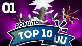 Pokemon Showdown Road to Top Ten: Pokemon Sun & Moon UU w/ PokeaimMD #1
