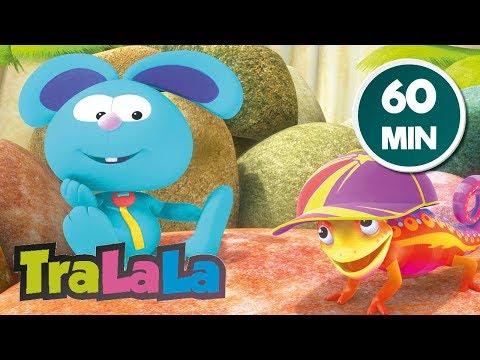 Rosie și prietenii ei (Munți de mistere) Desene animate - 60 MIN | TraLaLa