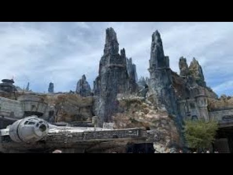 Star Wars Opening Day Hollywood Studios Live - Hollywood Studios Annual Passholder Preview