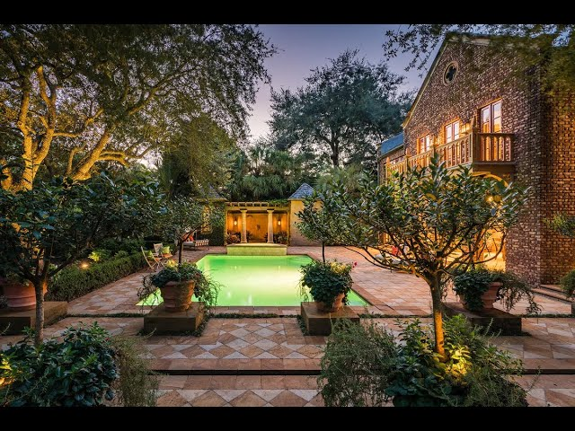 Magnificent Waterfront Estate in Charleston, South Carolina | Sotheby's International Realty