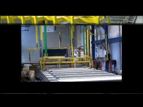 Machinery modular