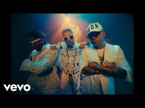 Jumbo, Lyanno, Wisin ft. Zion - Ame