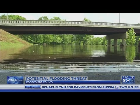 Edgecombe County braces as Tar River rises