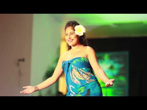 Miss Samoa Pageant Night 2017