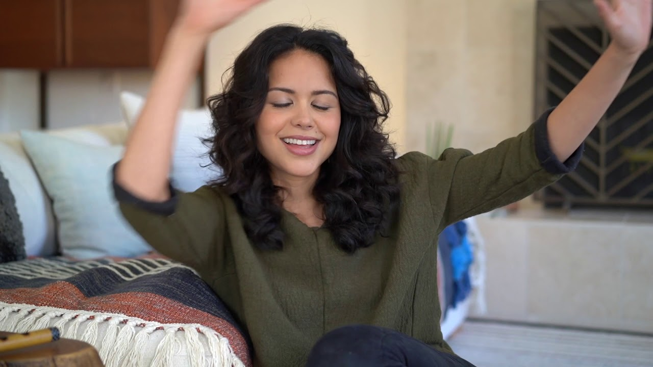 Alyssa Diaz Hot my favorite room: actress alyssa diaz finds tranquility in