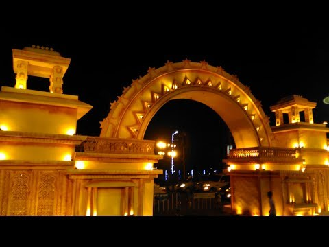 Durga Puja 2017 | Sreebhumi Sporting | Bahubali Palace Theme Pandal
