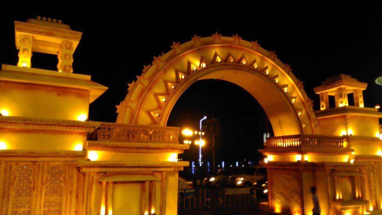 Durga puja 2017 sreebhumi sporting bahubali palace theme pandal durga puja 2017 sreebhumi sporting bahubali palace theme pandal altavistaventures Gallery