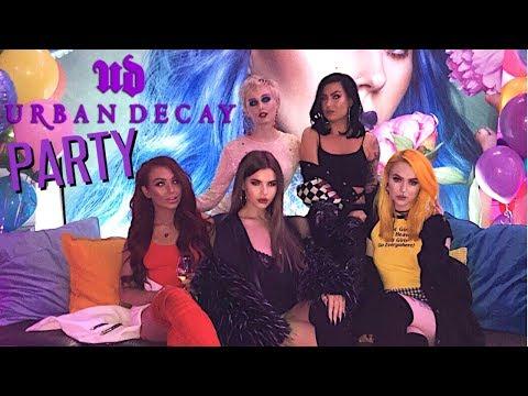 Kristen Leanne X Urban Decay Launch Party in London