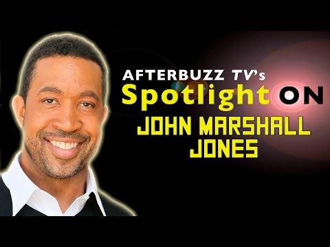 John Marshall Jones Interview | AfterBuzz TV's Spotlight On