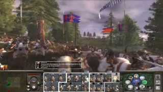 Medieval II Total War Russia Part 4 HD Conquering Rebel Lands