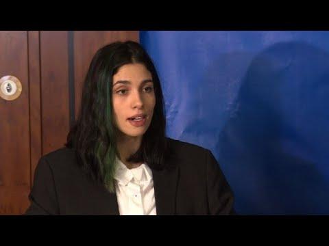 Pussy Riot's Verzilov poisoning 'assassination attempt': wife