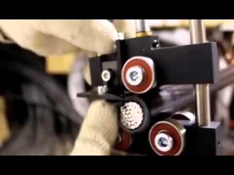 Нож для снятия изоляции и полупроводящего слоя кабеля ИПС-2