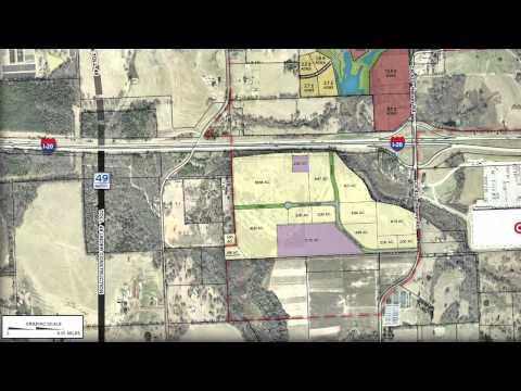 Lindale Industrial Park Promotional Video - 2014 update #2