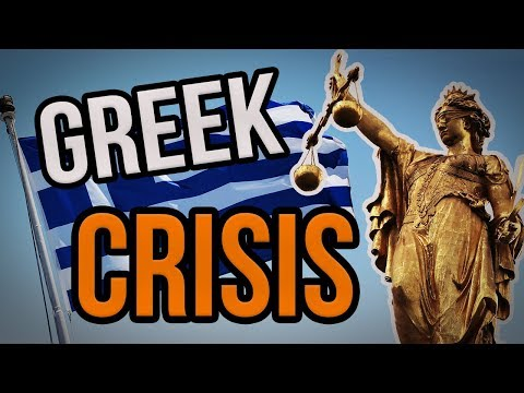 The TRUTH about the Greek Debt Crisis - Financial Crisis in