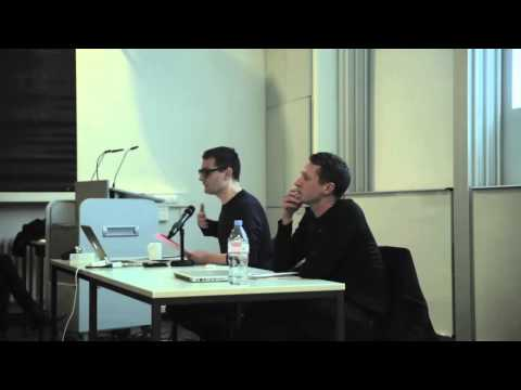 """Post-digital [...] sucks [...]"" with Florian Cramer and Paul Feigelfeld"