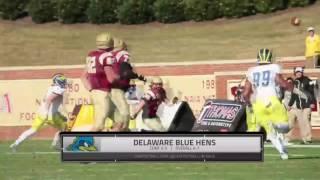 2016 #CAAFB Media Day Live - Delaware's Dave Brock