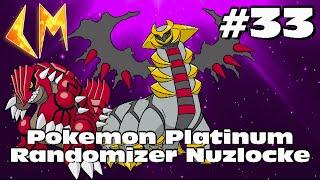 Pokemon Platinum Randomizer Nuzlocke: Episode 33: It