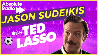 Jason Sudeikis & the Ted Lasso cast - British slang, chants & football icons
