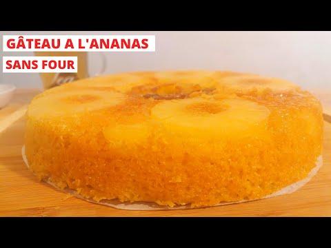 gÂteau-sans-four-a-l'-ananas|-recette-delicieuse