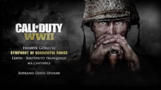 Call of Duty: WWII - Trailer Music (real one) - Górecki
