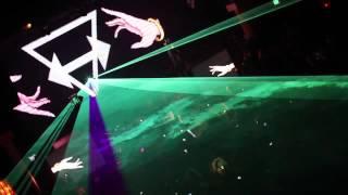 "Porter Robinson ""Back2Back"" Zedd - Poseidon Tour 2012"