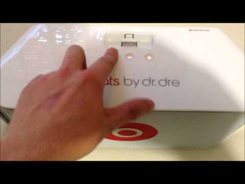 BeatBox Portable unboxing/review  Beats by Dre!