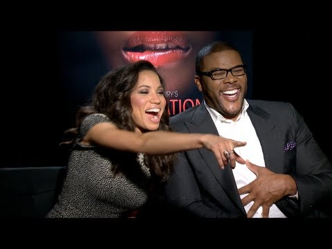 Tyler Perry and Jurnee Smollett-Bell Interview: TYLER PERRY'S TEMPTATION