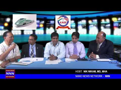 Bullet Trains from Houston to Dallas, Pros and Cons by ASIE with Nik Nikam on NNN