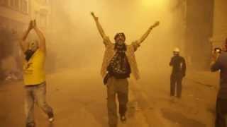 Çarşı Biber Gazı Oley Taksim Gezi Parkı Protesto