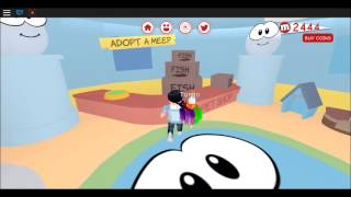 Buying a Meep Crib!?! | Roblox Meep City 1