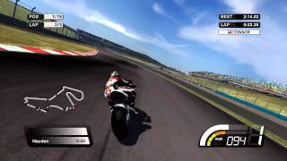 Motogp 07- Xbox 360- HD