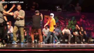 Jinjo (W) vs Morning Of Owl | Batle Break Dance