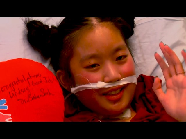 Rare Pediatric Double Lung-Heart Transplant Performed at the