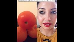 hqdefault - Mascarilla De Tomate Para Acne