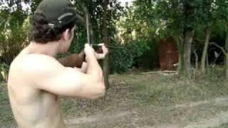 Testes com uma Rossi calibre 28