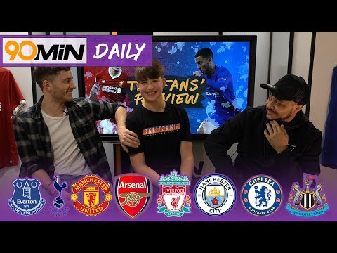 Will Chelsea batter Liverpool's leaky defence!?   Will Man United keep pressure on City?   Daily