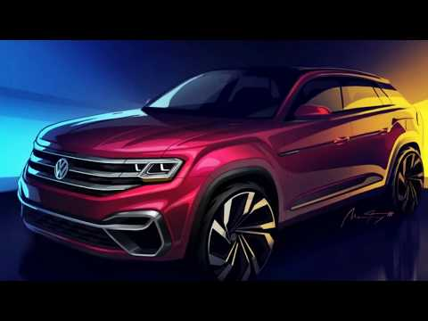 Volkswagen Atlas Ditches Two Seats for New Variant