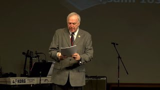 God Wants You Well - Lesson 5 - Dr. Larry Ollison