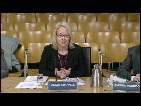 Equalities and Human Rights Committee - Scottish Parliament: 23rd March 2017
