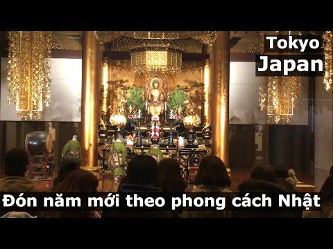 Chuyến đi cuối năm (Phần III Đón giao thừa theo phong cách Nhật Bản)