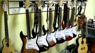 Купить электрогитару / Обзор электрогитар Condor (USA) и Peavеy (USA) / musik-store.ru