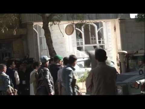 AP- Watch Afghan-ITBP troops end seige at Herat's Indian consulate