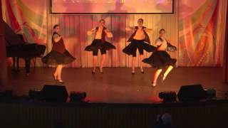 "Еврейский танец ""Хава Нагила"""