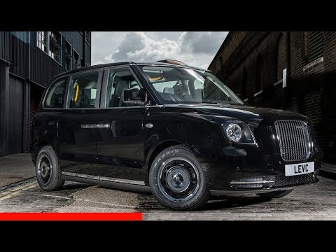London Taxi TX: range-extended electric black cab launched | Automobile 5s