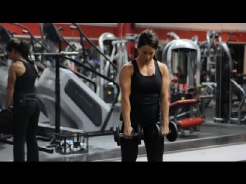 Straight Dumbbells How To Use