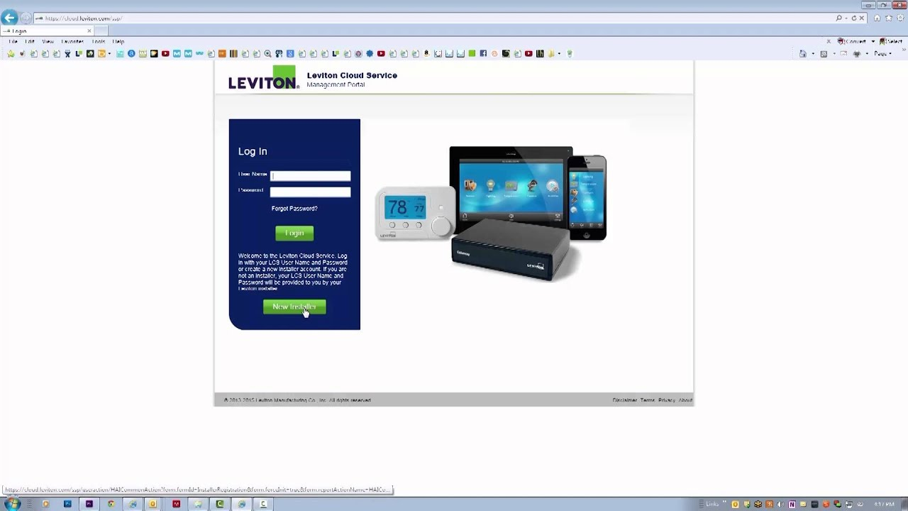 Leviton - Lumina Gateway Cloud Overview - YouTube