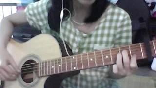 Mong manh tình về - Guitar cover