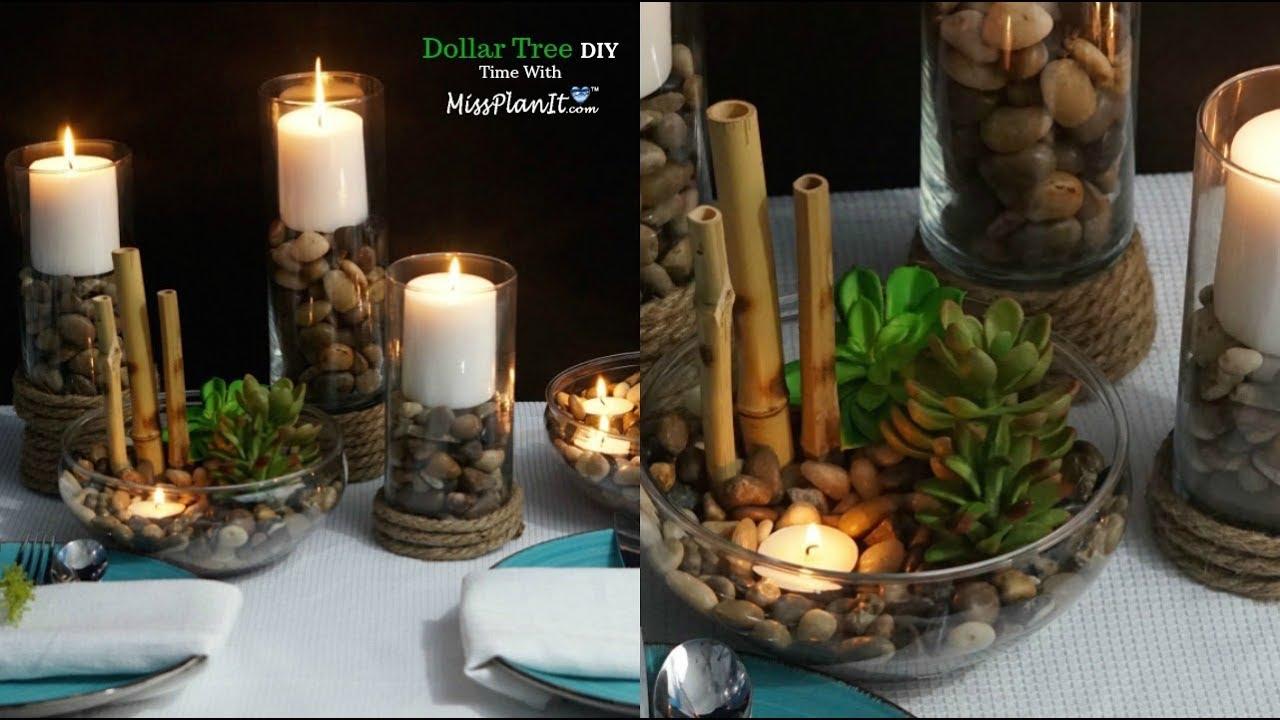Diy Dollar Tree 7 00 Simply Succulent Centerpiece Diy